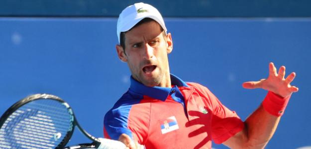 Djokovic sueña con París 2024. Foto: Getty