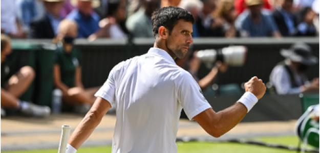 Novak Djokovic, historia del tenis en juego. Foto: gettyimages