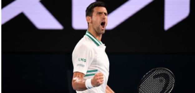 Novak Djokovic gana a Karatsev y es finalista en Open de Australia 2021. Foto: gettyimages