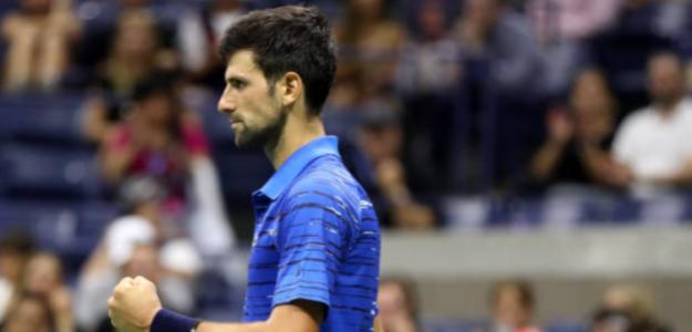Djokovic confirma que está mejor del hombro y que participará en la gira de Asia. Foto: Getty