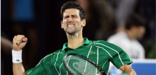 Novak Djokovic, manifiesto en apoyo de jugadores humildes. Foto: gettyimages