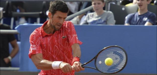 Novak Djokovic se niega a hacerse el test del COVID-19