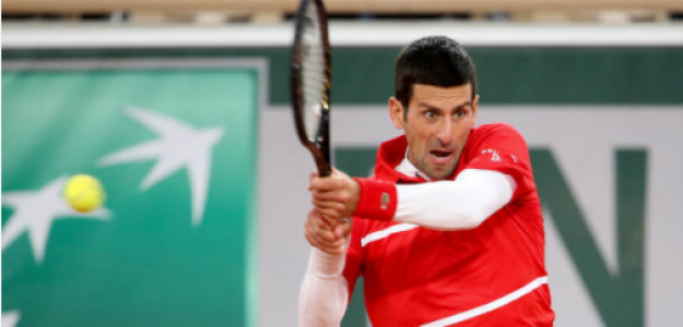 Novak Djokovic, objetivo superar récord Roger Federer semanas número 1. Foto: gettyimages