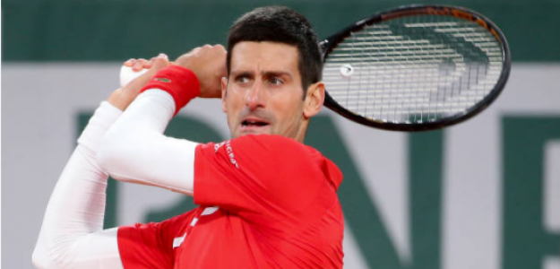 Novak Djokovic, mejor jugador con más de 30 años. Foto: gettyimages