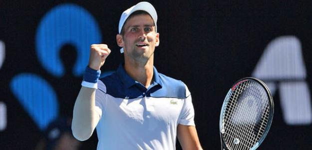 Novak Djokovic, favorito al Open Australia 2019. Foto: zimbio