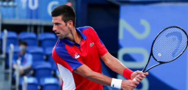 Novak Djokovic y cómo gestionar la presión en Juegos Olímpicos Tokio