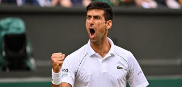 Novak Djokovic, récords a los que aspira en Wimbledon 2021. Foto: gettyimages