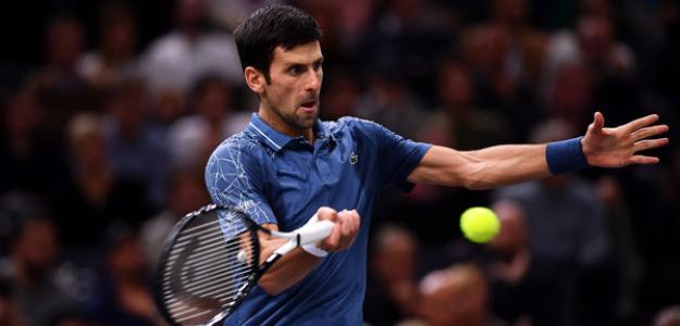Novak Djokovic, regreso impresionante a las pistas