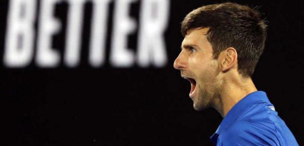 Novak Djokovic en ATP Masters 1000 Roma 2019. Foto: zimbio