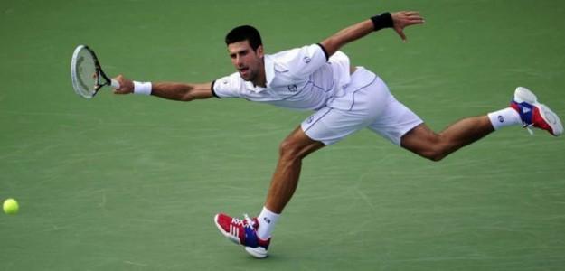El disparo que cambió la carrera de Novak Djokovic. Foto: RTVE