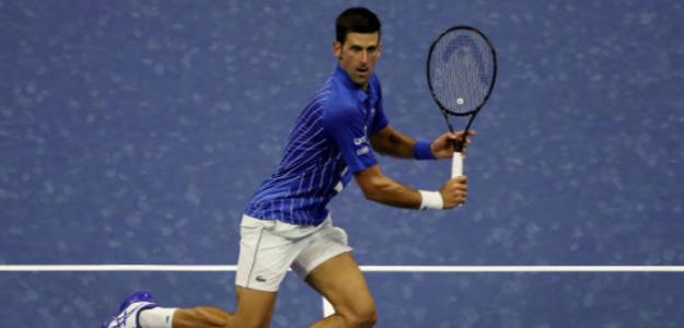 ¿Puede alguien ganar a Novak Djokovic en este US Open? Foto: Getty