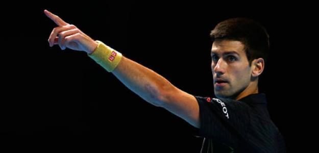 Novak Djokovic, antivacunas. Foto: gettyimages