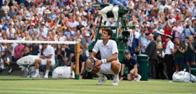 Novak Djokovic, opinión sobre su triunfo en Wimbledon 2019. Foto: gettyimages