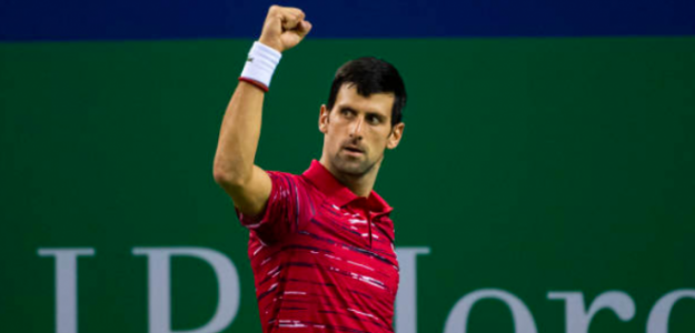 Séptima victoria consecutiva para Djokovic. Fuente: Getty