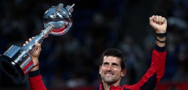 Novak Djokovic tiene un nuevo título en su poder. Fuente: ATP