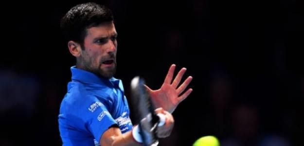 Novak Djokovic en Londre. Foto: Getty Images