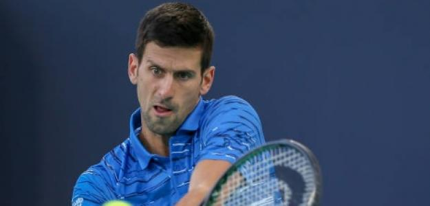 Novak Djokovic. Foto: Getta Images