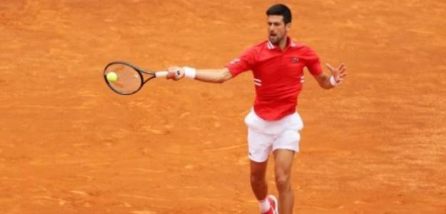 Novak Djokovic sudó para doblegar a Edmund. Foto: Getty