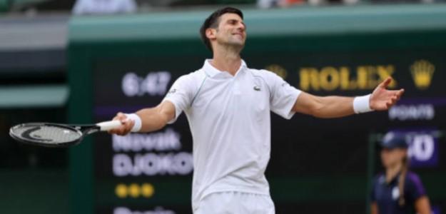 Novak Djokovic en Roland Garros 2017