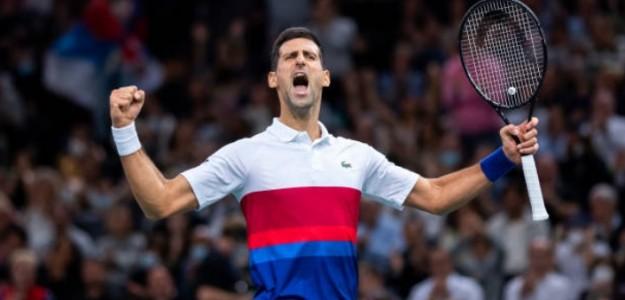 Novak Djokovic en Wimbledon 2017. Foto: zimbio