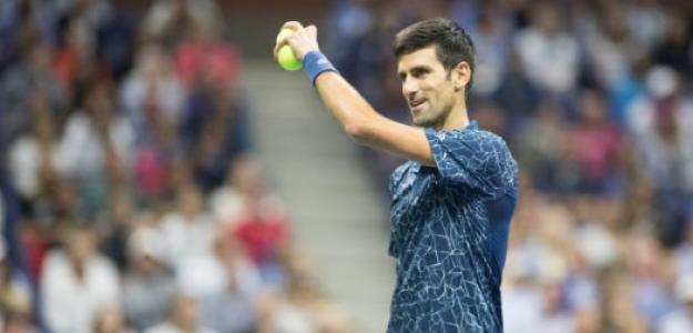 Novak Djokovic en US Open. Foto: Getty Images