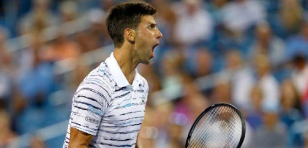 Novak Djokovic sacó su furia ante Carreño. Fuente: Getty