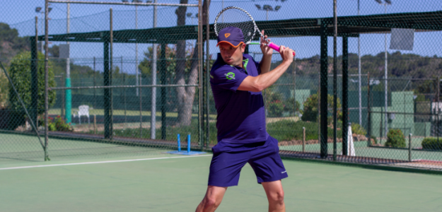 Probamos la nueva raqueta Wilson Blade 98S Bold