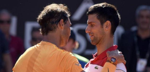 Nadal y Djokovic. Foto: El Confidencial