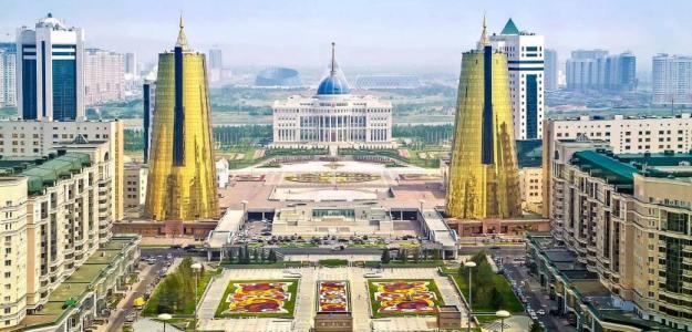 La ciudad de Nur-Sultan. Fuente: ATP