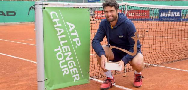 Pablo Andújar y su ascensión en 2018. Foto: ATP