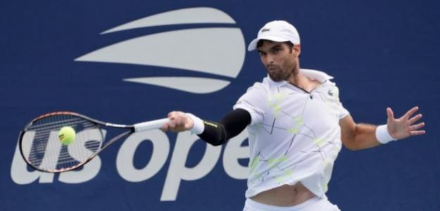 """Pablo Andújar: """"Para mí, estar en esta tercera ronda del US Open es un regalo"""". Foto: Getty"""