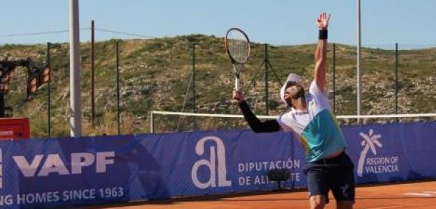 Pablo Andújar compitiendo en Alicante. Fuente: @AndujarPablo