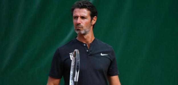 Patrick Mouratoglou gana a Rafael Nadal. Foto: gettyimages