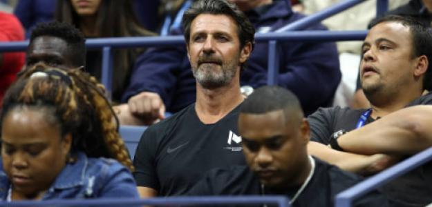 Patrick Mouratoglou habla del coaching en US Open 2019. Foto: gettyimages