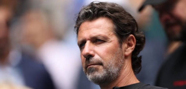 Patrick Mouratoglou. Foto: Getty Images