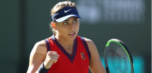 Conclusiones que deja Indian Wells 2021, Paula Badosa. Foto: gettyimages