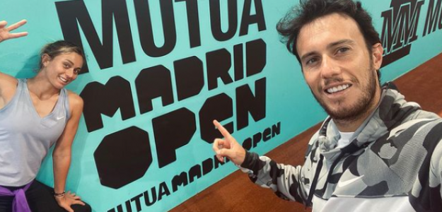 Badosa y Martí no seguirán juntos en su vínculo laboral. Foto: Instagram Paula Badosa