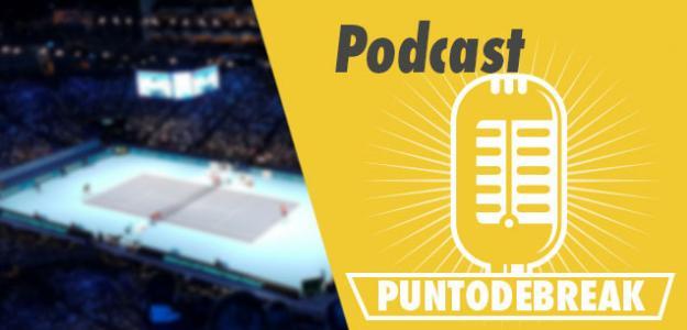 Segundo podcast de Puntodebreak, con Javier Frana.