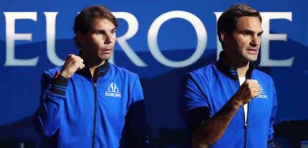 Las películas y series favoritas de Nadal y Federer