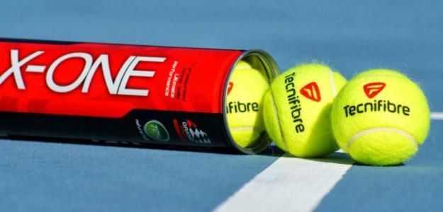 Charlamos con Tecnifibre para hablar sobre las pelotas de tenis. Foto: Tecnifibre