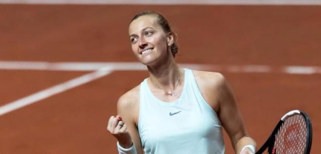 Petra Kvitova llega a Madrid con una importante aura de favorita al título.