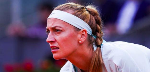 Petra Kvitova, una jugadora diferente. Fuente: Getty