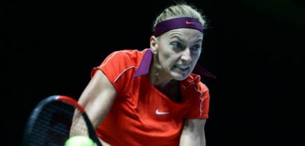 Petra Kvitova. Foto: Getty Images