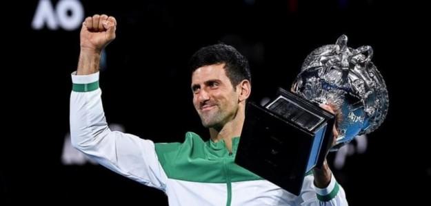 """Nikola Pilic: """"Occidente tiene un problema con que Djokovic sea el mejor"""". Foto: Getty"""