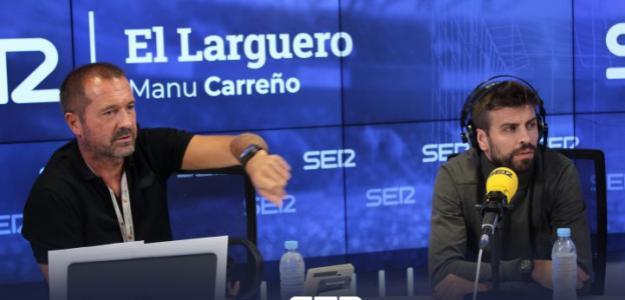 Gerard Piqué habla de Copa Davis y roce con Roger Federer. Foto: gettyimages