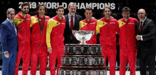 Premios en metálico Copa Davis. Foto: gettyimages