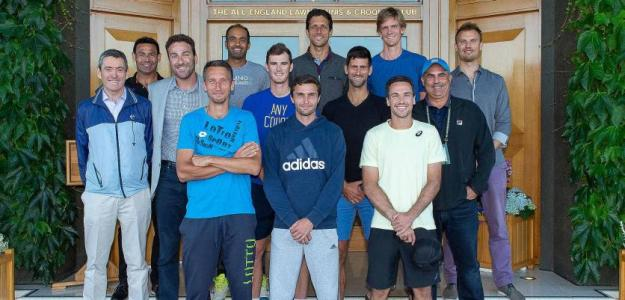 Consejo de Jugadores. Foto: ATP