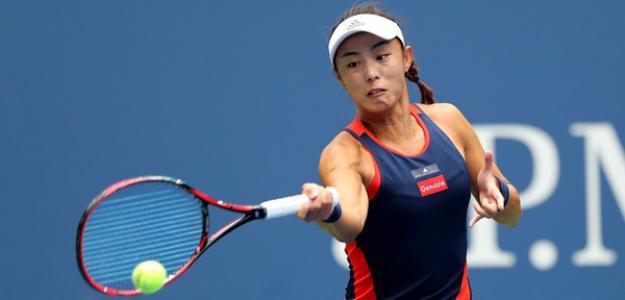 Circuito Wta : Quién es wang qiang? joven promesa china del circuito wta puntodebreak