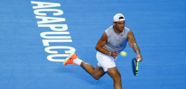Rafa Nadal revela que ha sufrido un problema en una mano recientemente. Foto: Zimbio