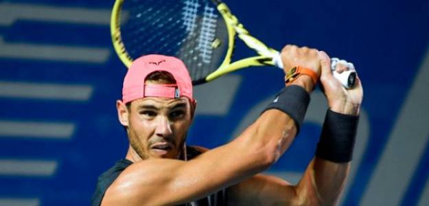 Rafa Nadal sigue sólido en su vuelta a la acción. Foto: Getty